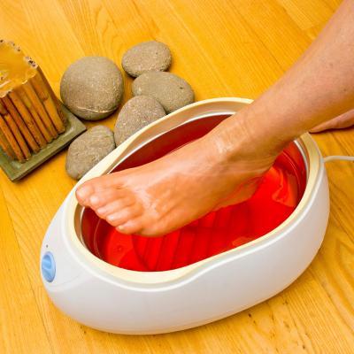 Терапия с парафин за ръце и крака